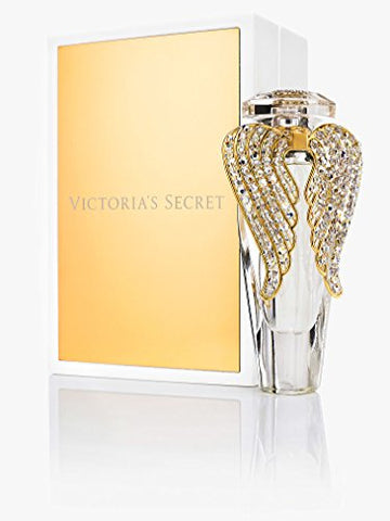 Victoriaâ??S Secret Heavenly Luxe Limited Edition Swarovski Crystal Angel Wings Perfume