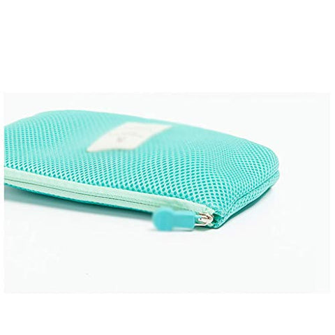 Storage Bag Travel, Business Trip, Must-have Seaside Holiday, Summer Camp, Travel Goods (Color : Blue)
