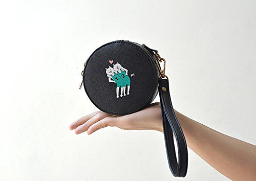 Creative High-capacity Makeup Bags/Storage Bags(Friends)