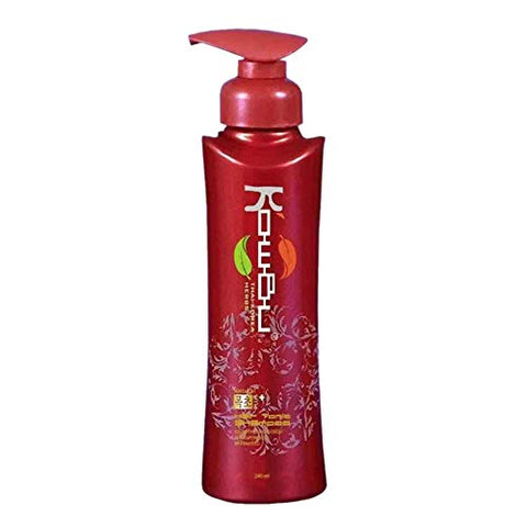 Kowbu Shampoo Hair Tonic 240ml Stimulation Hair Loss Regrow Fall Thai Korea Herbs