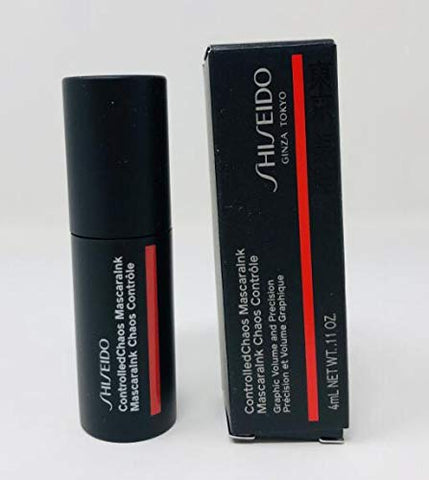 ControlledChaos MascaraInk by Shiseido No.1 Black Pulse 4ml