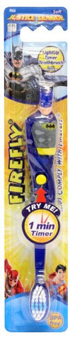 Firefly Flashing Toothbrush Batman 1 Minute Timer