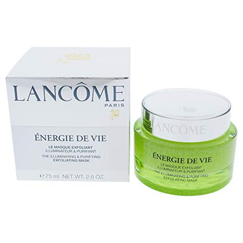 Lancome Energie De Vie The Illuminating & Purifying Exfoliating Mask By Lancome for Women - 2.6 Oz Mask, 2.6 Oz