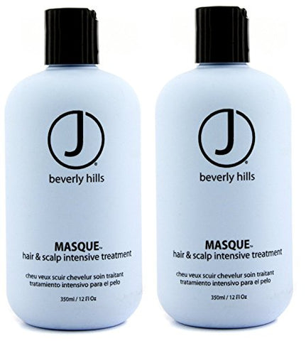 J Beverly Hills Masque Intensive Treatment 12 oz (Set of 2)