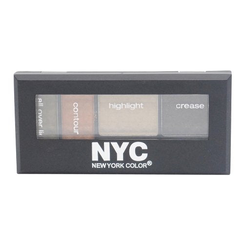 New York Color Eyeshadow, Boot Camp 793