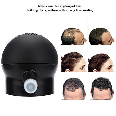 ????????????????????????? ???????????????? ?????????????????Hair Building Fibers Applicator,Hair Fibers Pump Atomizer Hair Building Fiber Applicator for Thinning Hair