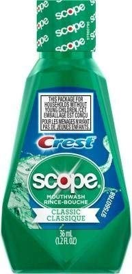 Scope Mouthwash (Pack of 20)