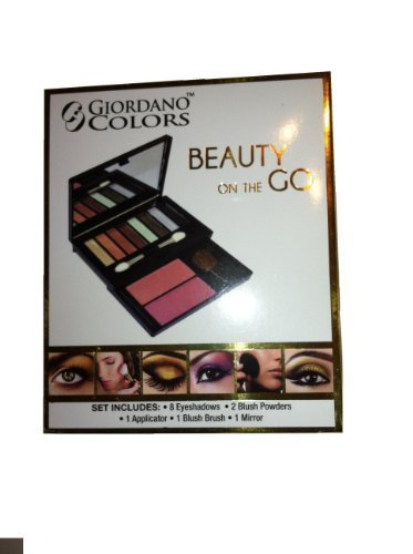 Giordano Colors Beauty on the Go Make Up Set