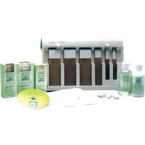 Clean + Easy Waxing Spa Basic Kit (120V)