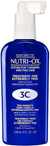 Naturelle Nutri-Ox Treatment for Extremely Thin Hair, 4 Fl. Oz.