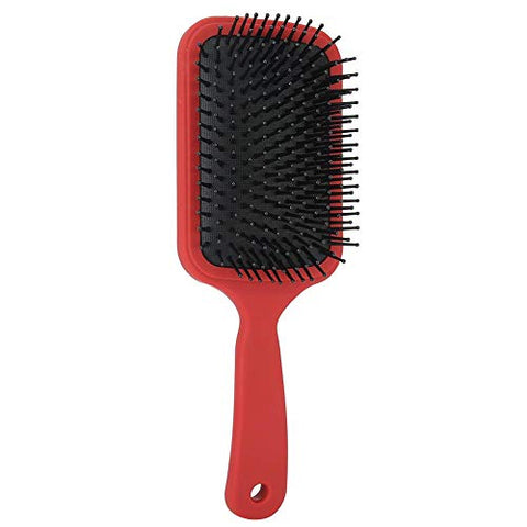 Hair Comb,Scalp Massage Comb, Air Cushion Comb Anti-Static Scalp Massage Comb,Hair Styling Flat Comb,Barber Hair Cut Tool (Red)
