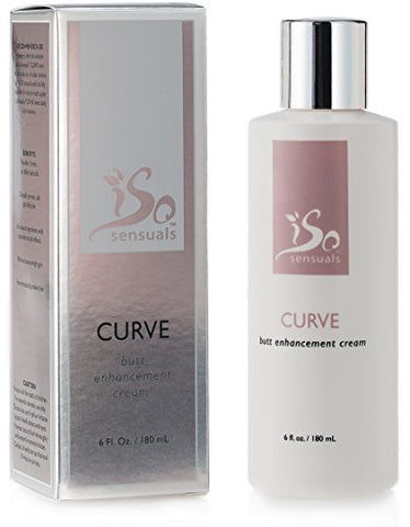 IsoSensuals Curve Butt Enhancement Cream - 1 Bottle (2 Month Supply)