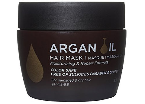 Luseta Argan Oil Hair Masque 16.9 oz