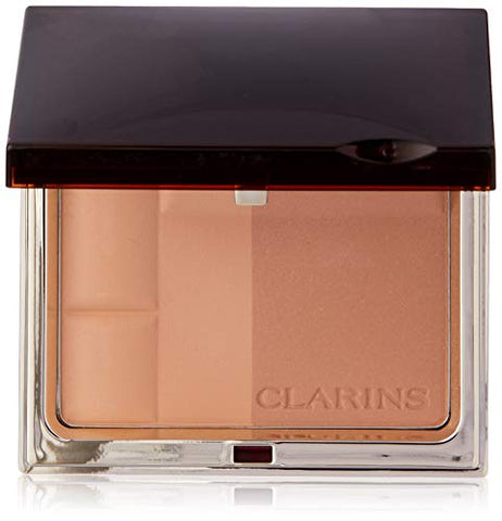 Clarins Bronzing Duo Mineral Powder Compact SPF 15-01 Light 10g/0.35oz