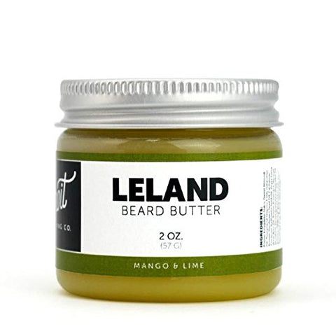 Detroit Grooming Leland Beard Butter 2oz