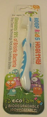 Ecofam Toothbrush Children Blue XyloBurst 1 Toothbrush