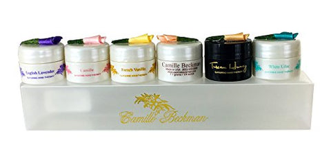 Camille Beckman Glycerine Hand Therapy Small Pot Travel or Gift Sampler