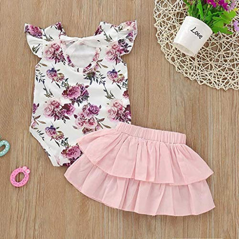 terbklf Toddler Kids Baby Girls Summer Slim Sleeveless Solid Straps Rompers Jumpsuits Piece Pants Clothing Pink
