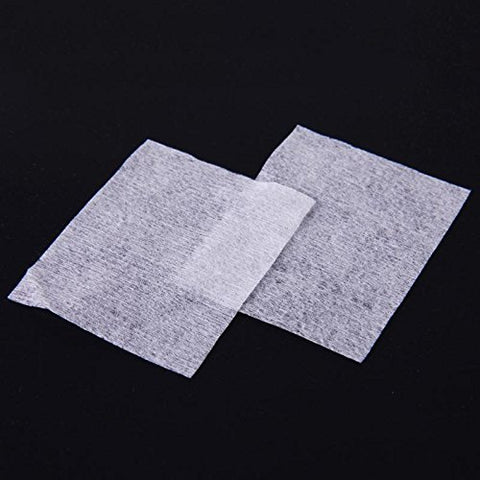 Mirea 1000PCS White Disposable Unbleached Makeup Clean Cotton Pads Remover Cosmetic Paper Sheet Make Up Pieces Tools