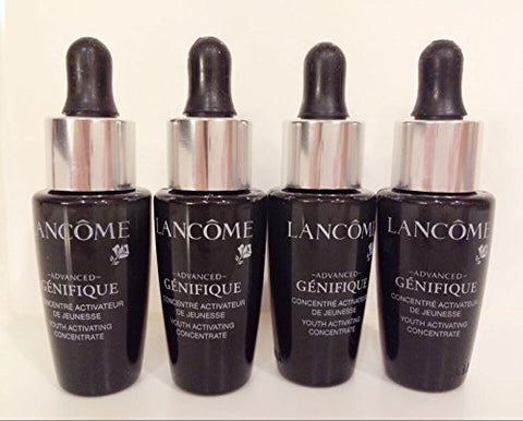 "Lancãƒâ""Me Advanced Genifique Concentre Activateur, 0.27 Oz/Each 1.08 Oz Total, (Pack Of 4)"