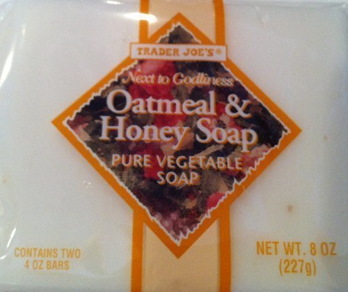 Trader Joe's Oatmeal & Honey Soap by Trader Joe's