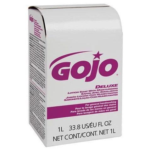 GOJ211708 - GOJO NXT 2117-08 Deluxe Lotion Hand Soap with Moisturizers Refills, 1,000 mL