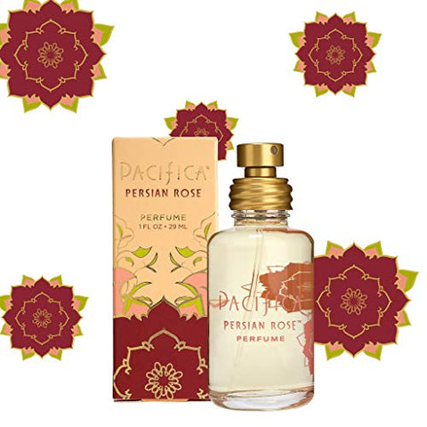 Pacifica Spray Perfume, Persian Rose, 1 Fl. Oz