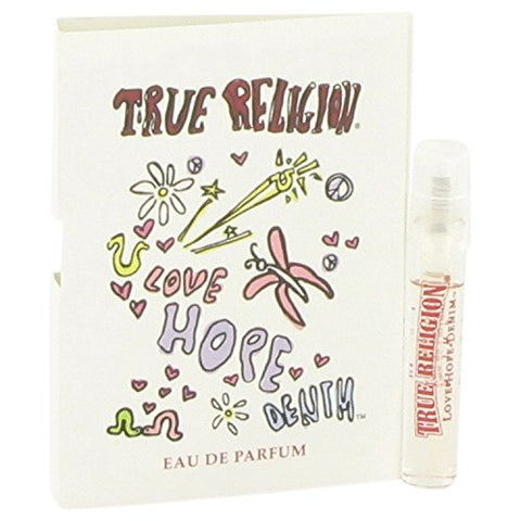 True Religion Love Hope Denim Vial (sample) By True Religion 1 ml