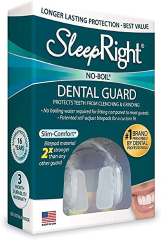 SleepRight Ultra-Comfort Dental Guard