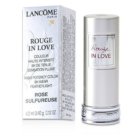 Lancme Rouge in love care 379N rose Sulfureuse 4.2 ml by Lancome