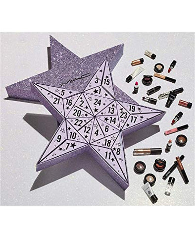 M.A.C. Stars for Days Advent Calendar Set Limited Edition