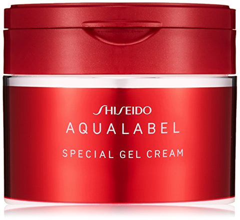SHISEIDO AQUALABEL Special Gel Cream 90g