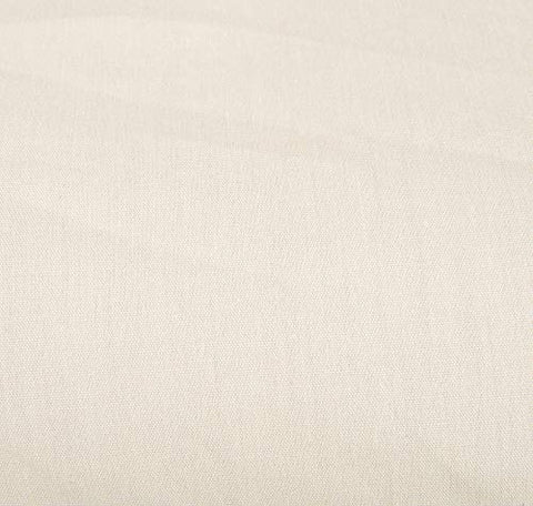 Sposh Organic Percale Face Rest Cover Natural