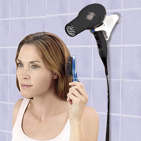 Hands Free Hair Dryer Holder BY JUMBL