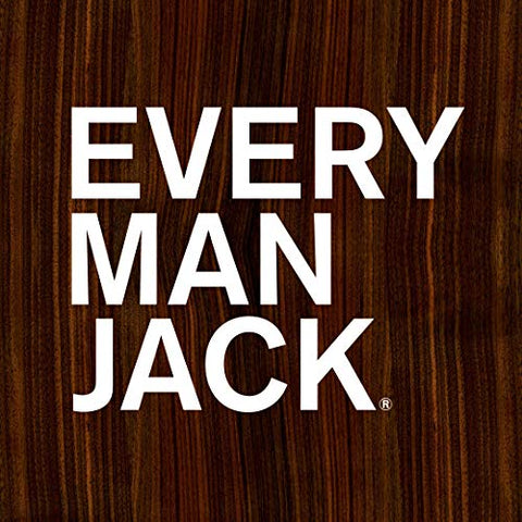 Every Man Jack Deodorant - Fragrance Free | 3-ounce Twin Pack - 2 Sticks Included | Naturally Derived, Aluminum Free, Parabens-free, Pthalate-free, Dye-free, and Certified Cruelty Free