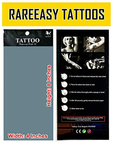 Tattoos 2 Sheets Black Small Mini Stars Planets Space Galaxies Temporary Tattoos Body Art Stickers Fake Waterproof Removable Stickers Party for Teens Men Women