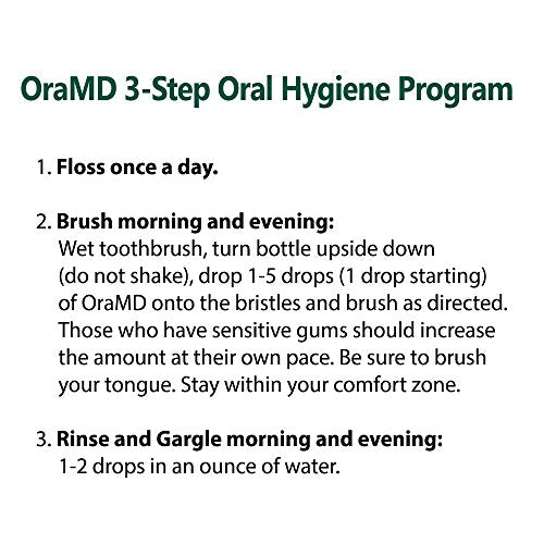 Ora Md 1 Bottle Extra Strength â?? For The Discomfort Of Canker Sores â?? Superior Toothpaste And Mou