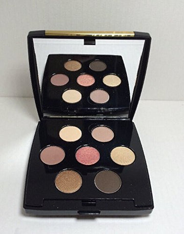 Lancome Color Design Eye Shadow Compact - 7 Colors - Snap-Daylight-Waif-Volcano-Off the Rack-Backstage-Statuesque