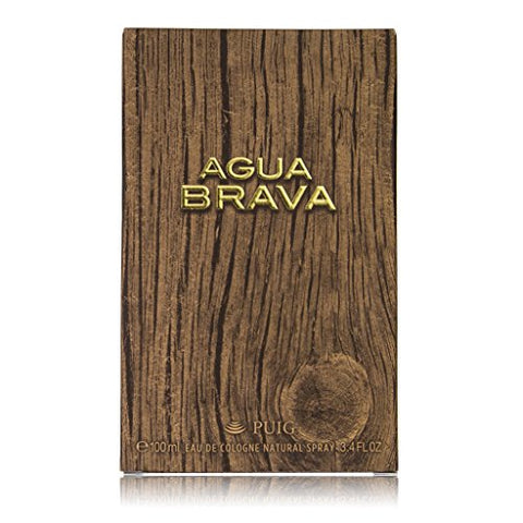 Agua Brava 3.4 Edc Sp Fragrance:men 0