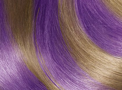 Garnier Hair Color Color Styler Intense Wash-Out Color, Purple Mania