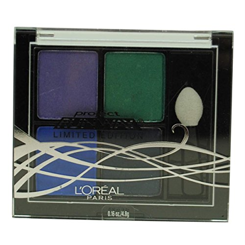 Loreal Limited Edition Project Runaway Eyeshadow - 616 The Mystic's Gaze