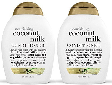 Organix Nourishing Conditioner, Coconut Milk, 13 Ounce