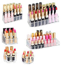 Image of Resistant And Durable Lipstick Storage Rack/Beautiful Makeup Holder/24 Cells