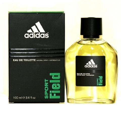 Adidas Sport Field By Adidas For Men Eau De Toilette Spray 3.4 Oz.