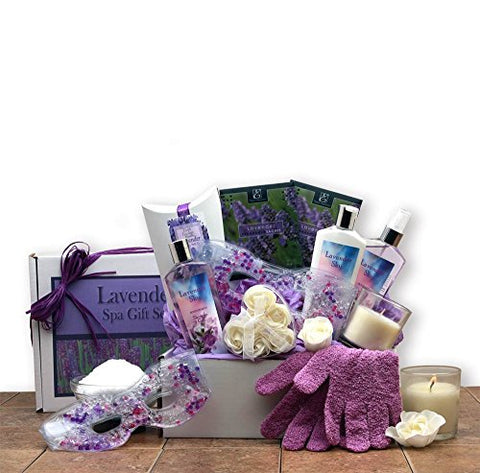 Ultimate Soothing Spa Gift Box| Lavender Scented