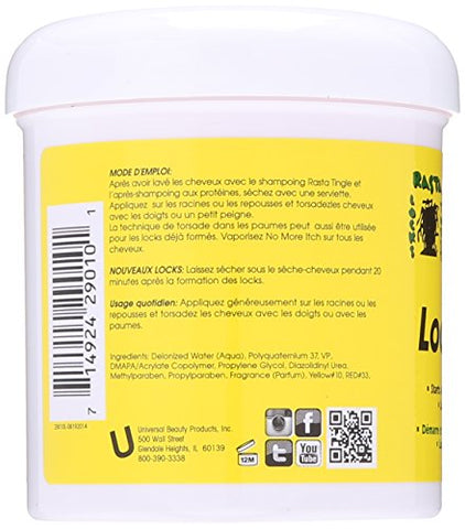Jamaican Mango and Lime Locking Hair Gel, 16 Ounce