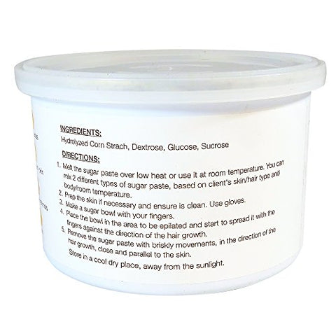 Wax Necessities Waxness Sugar Paste Strong 13.5 Ounces