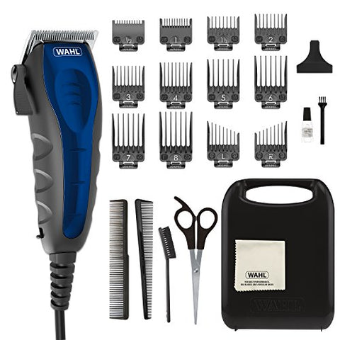 Wahl Model 79467 Clipper Self-Cut Personal Haircutting Kit  Compact Size for Clipping, Trimming & Grooming Kit