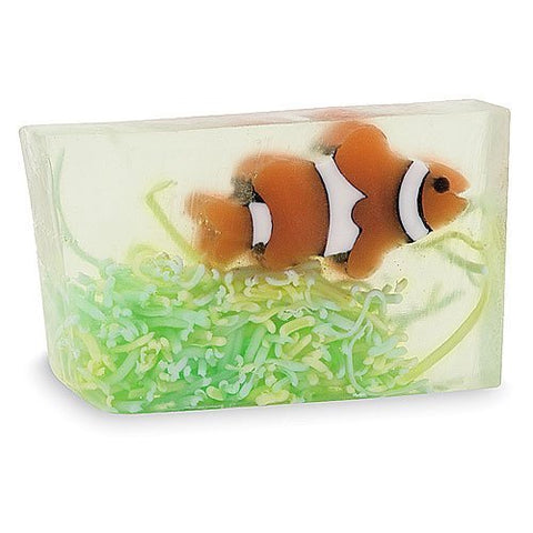 Primal Elements Bar, Clownfish Soap, 6.0 Ounce
