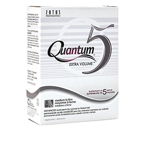 Zotos Quantum 5 Extra Volume Medium To Firm Advance Acid Perm